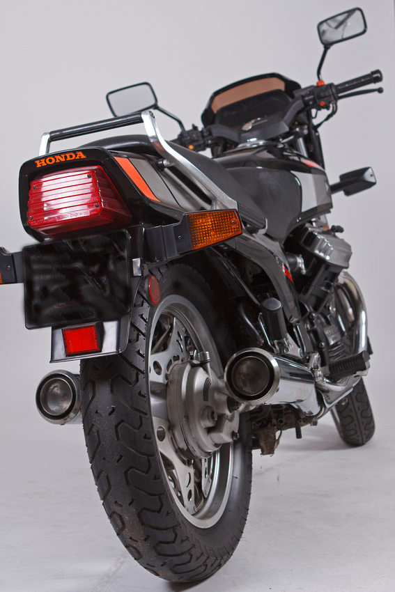 Honda CX650E 1983 Classic Motorobike