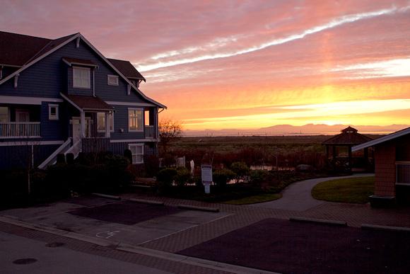 Sunset Richmond